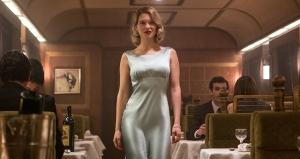 The dazzling Lea Seydoux as Madeline Swann